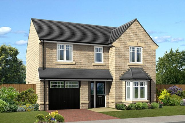 "Thumbnail Detached house for sale in ""The Tonbridge"" at Nethermoor Drive, Wickersley, Rotherham"