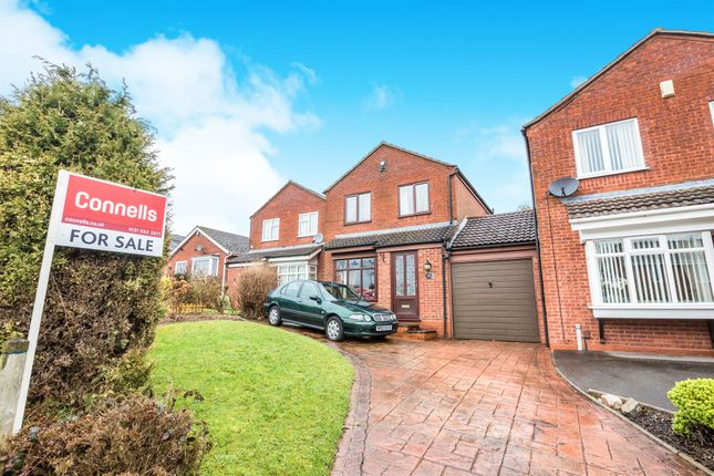 Thumbnail Detached house for sale in Majestic Way, Rowley Regis