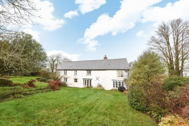 Thumbnail Detached house for sale in Lostwithiel, Cornwall