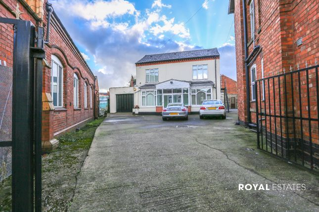 Thumbnail Detached house to rent in Rawlings Road, Bearwood