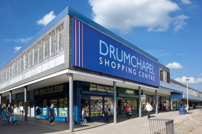 Thumbnail Retail premises to let in Last Unit Remaining, Drumchapel Shopping Centre, Glasgow
