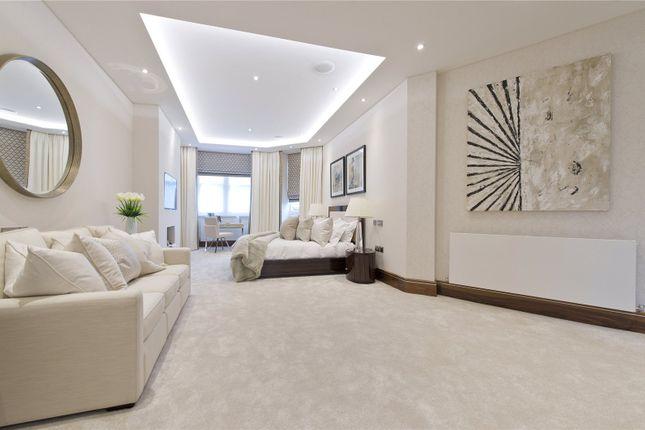 Bedroom 3 of Campden Hill Court, Campden Hill Road, Kensington, London W8