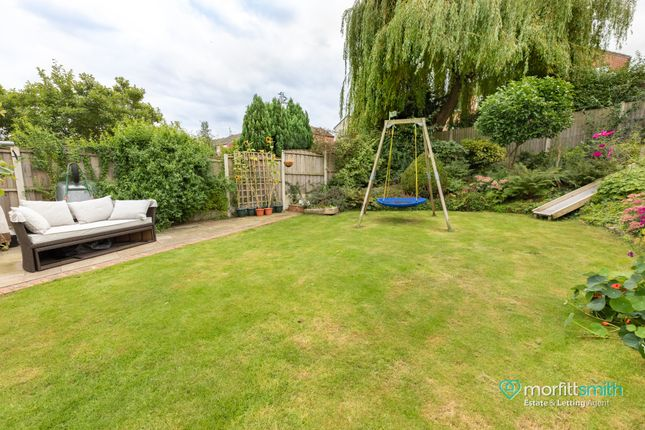 Rear Garden of Middlewood Road North, Oughtibridge, - Viewing Essential S35
