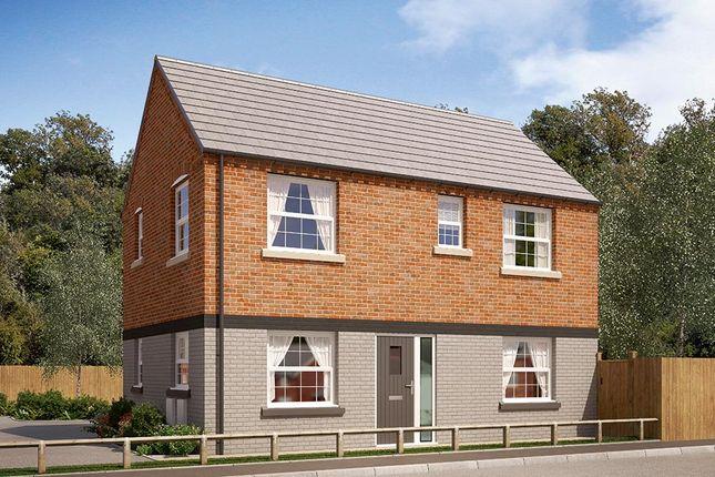 "Thumbnail Detached house for sale in ""The Dalton"" at Burton Street, Market Harborough"