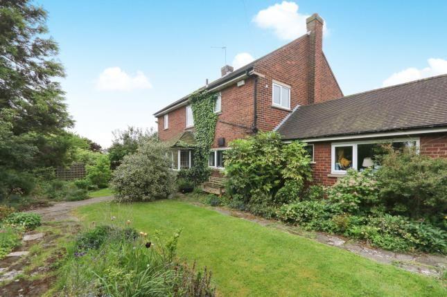 Thumbnail Detached house for sale in St. Georges Crescent, Queens Park, Handbridge, Chester