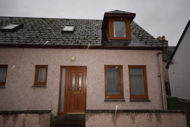 Thumbnail Semi-detached house to rent in Wilson Street, Nairn, Nairn