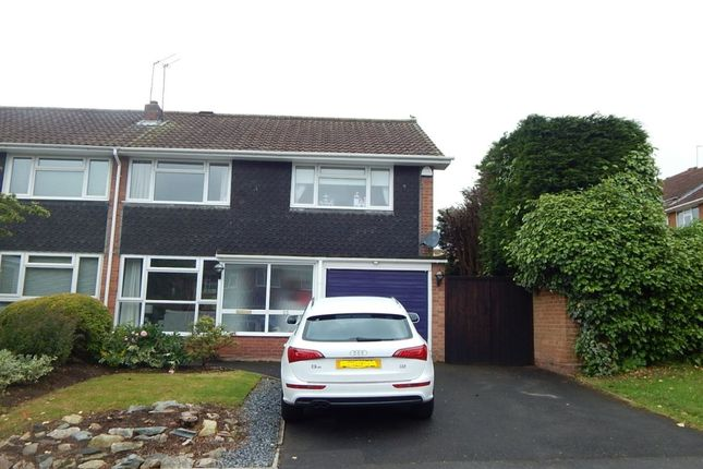 Thumbnail Terraced house for sale in Guiting Road, Northfield, Birmingham