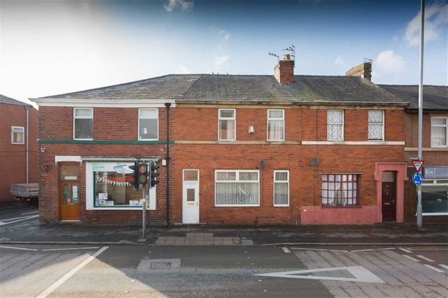 Thumbnail Terraced house to rent in Station Road, Wesham, Preston