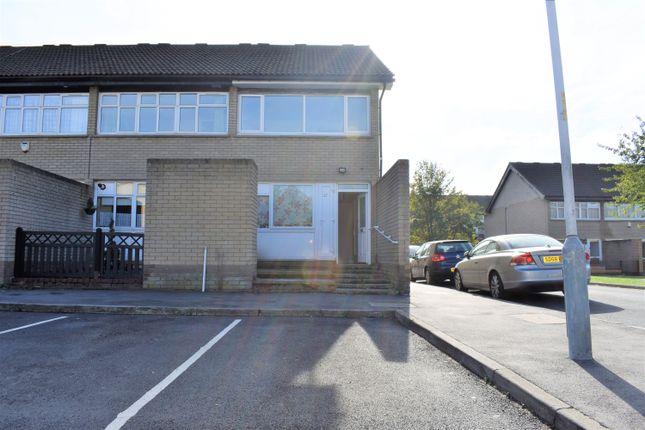 Thumbnail End terrace house to rent in Mayfield Close, Hillingdon, Uxbridge