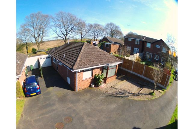 Thumbnail Detached bungalow for sale in Magpie Way, Kidderminster
