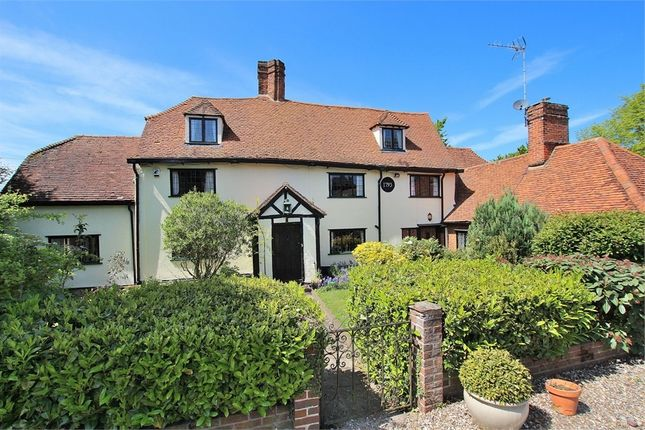 Thumbnail Detached house for sale in Broxted, Nr Henham, Essex