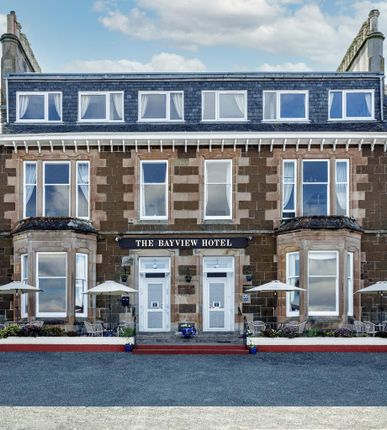Thumbnail Hotel/guest house for sale in Bayview Hotel, 21-22 Mount Stuart Road, Rothesay, Isle Of Bute, Argyll And Bute
