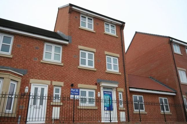 Thumbnail Semi-detached house to rent in Davy Close, Stockton-On-Tees