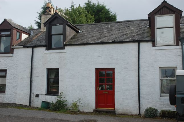 Thumbnail Terraced house for sale in 5 Midtown, St John's Town Of Dalry