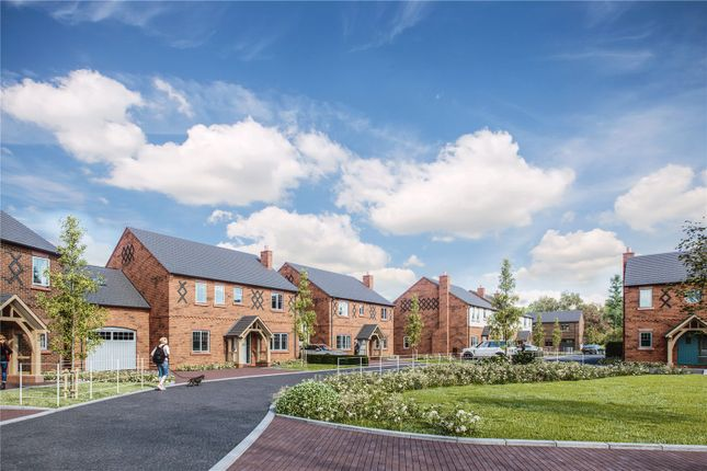 Thumbnail Property for sale in Belgrave Garden Mews, Pulford, Chester