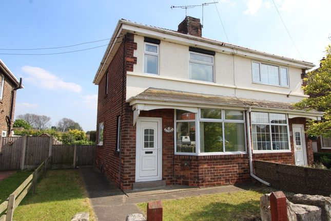Thumbnail Semi-detached house to rent in Rossyde High Street, Norton, Doncaster