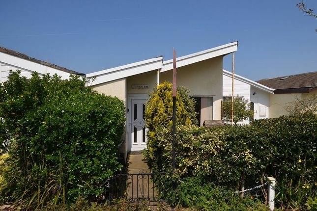 Thumbnail Bungalow for sale in Ellen Close, Mount Hawke, Cornwall