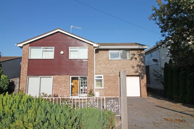 Thumbnail Detached house to rent in West Town Road, Backwell, North Somerset