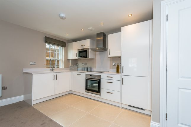 Thumbnail Flat for sale in St. John Street, Lichfield
