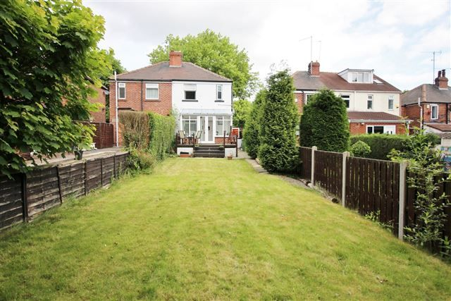 2 bed semi-detached house for sale in Retford Road, Handsworth, Sheffield