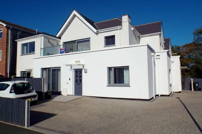 Thumbnail Flat for sale in The Gables, Grove Road, Burnham-On-Sea