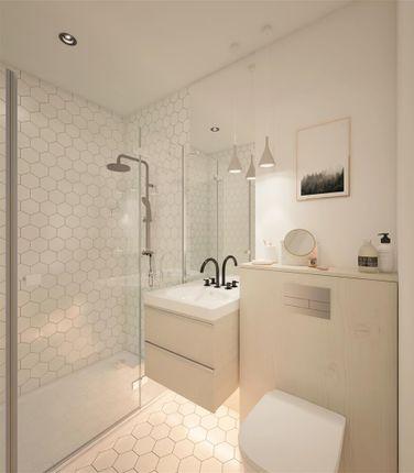 Bathroom v2 of Cornwall Works Phase 2, Russell Street, Kelham Island, Sheffield S3