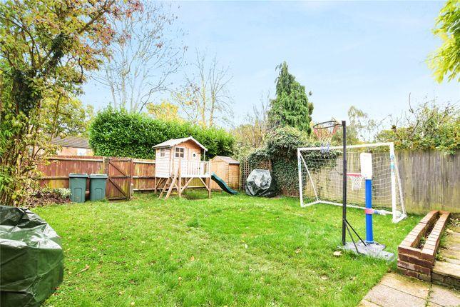 Rear Garden of Spring Cross, New Ash Green, Longfield, Kent DA3