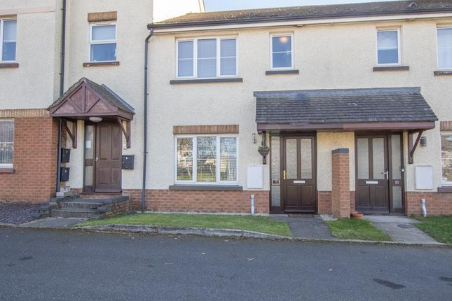 3 bed terraced house for sale in Ballawattleworth Estate, Peel, Isle Of Man IM5