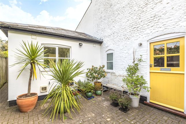 Thumbnail End terrace house for sale in Stable Cottage, Tichborne Down, Alresford, Hampshire