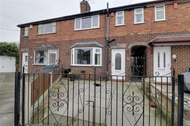 Thumbnail Town house to rent in Breeze Avenue, Tunstall, Stoke-On-Trent