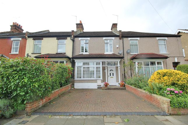 Thumbnail Terraced house for sale in Wellington Road, Enfield