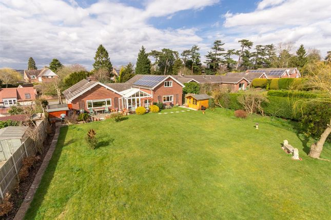 Thumbnail Detached house for sale in Fieldgate, High Street, Barford, Warwick