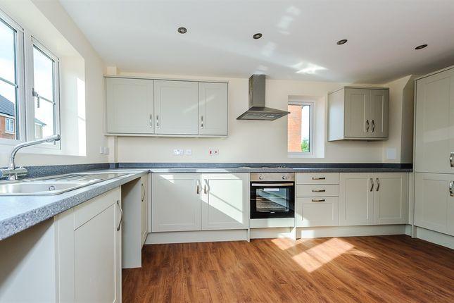 Thumbnail Semi-detached house for sale in Burghwood Yard, Mileham, King's Lynn