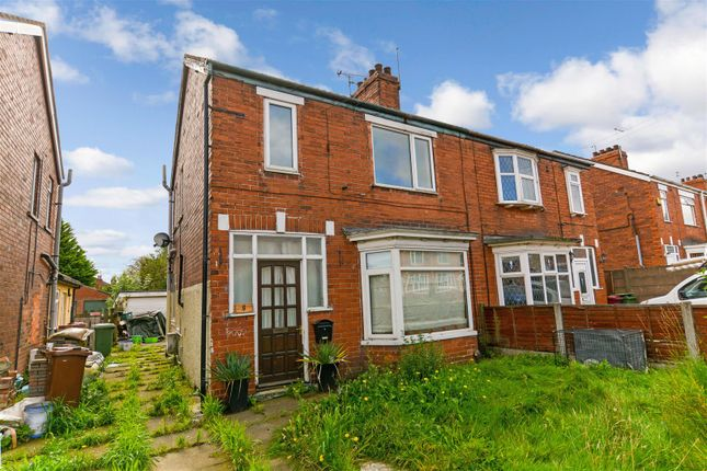 3 bed semi-detached house for sale in Reginald Road, Scunthorpe DN15