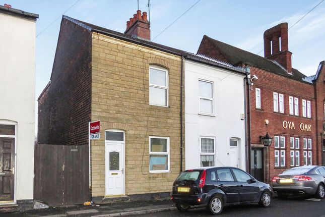 Thumbnail End terrace house for sale in Lord Street, Walsall
