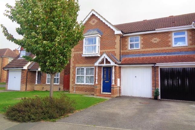 Thumbnail Semi-detached house to rent in Helmsdale Close, Darlington