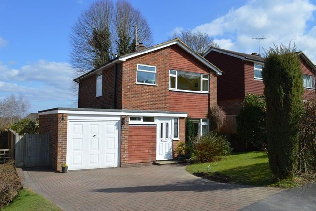 Thumbnail Detached house for sale in Weald View, Wadhurst