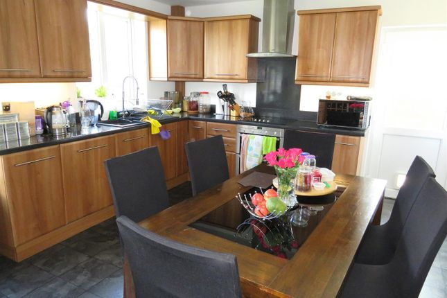Thumbnail Detached house to rent in The Kent, Hillmorton, Rugby