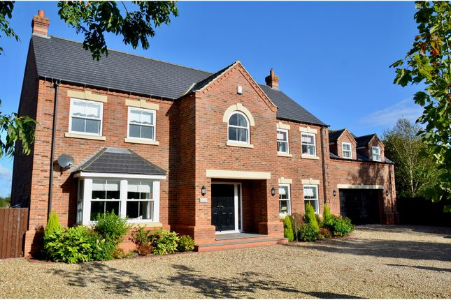 Thumbnail Detached house for sale in Church Lane, Tetney