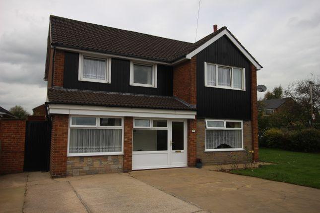 Thumbnail Detached house for sale in Black Bull Lane, Fulwood, Preston