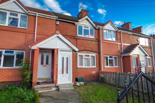 Thumbnail Terraced house to rent in Mcconnell Cres, Rossington