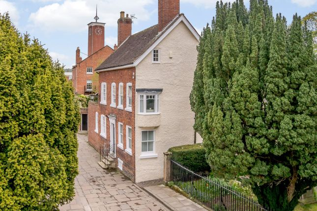 Thumbnail Town house for sale in Claremont Place, Claremont Hill, Shrewsbury