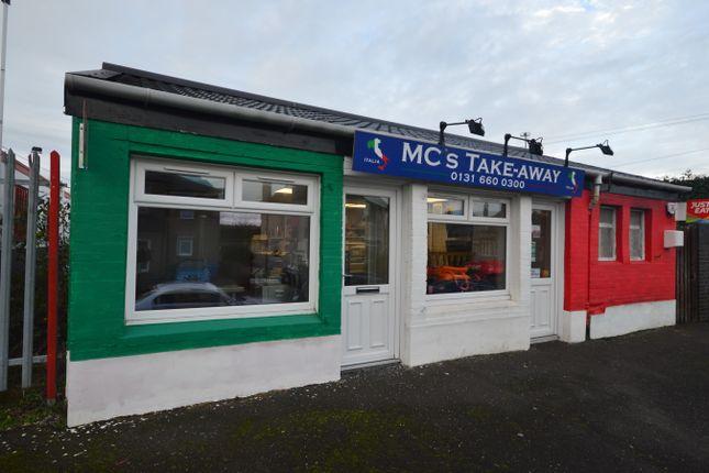 Thumbnail Retail premises for sale in Newbattle Road, Newtongrange