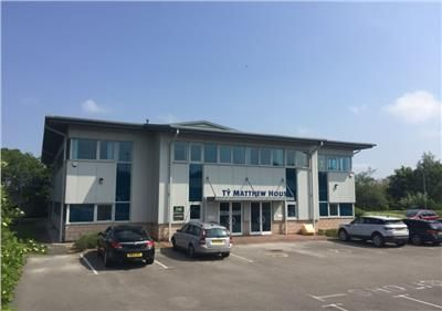 Thumbnail Office to let in Ty Matthew House Unit 35, St. Asaph Business Park, St. Asaph, Denbighshire