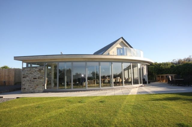 Thumbnail Detached house for sale in Harlyn Bay Road, Harlyn Bay, Padstow