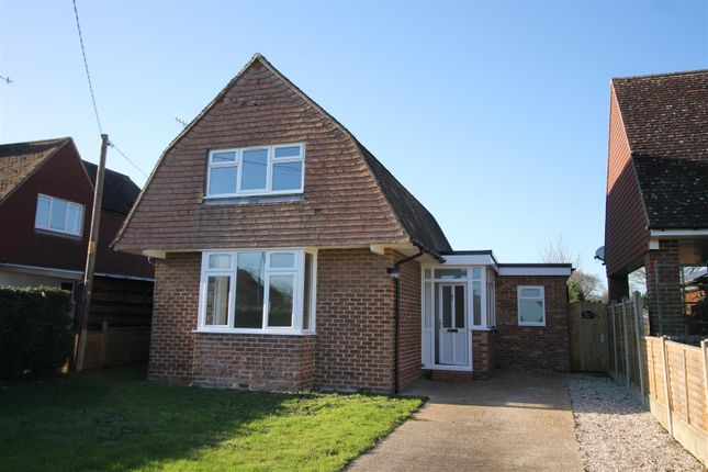 Thumbnail Detached house for sale in Potmans Lane, Bexhill-On-Sea