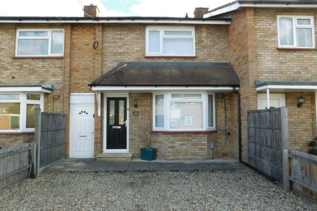 Thumbnail Terraced house for sale in Carters Way, Arlesey, Beds