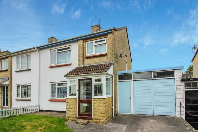Thumbnail Semi-detached house for sale in Stourton View, Frome