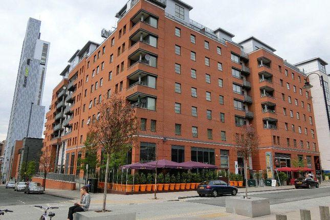 Studio to rent in Quadrangle, 1 Lower Ormond Street, Manchester M1
