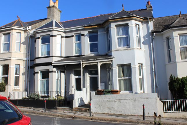 Thumbnail Flat for sale in Victoria Road, St. Budeaux, Plymouth